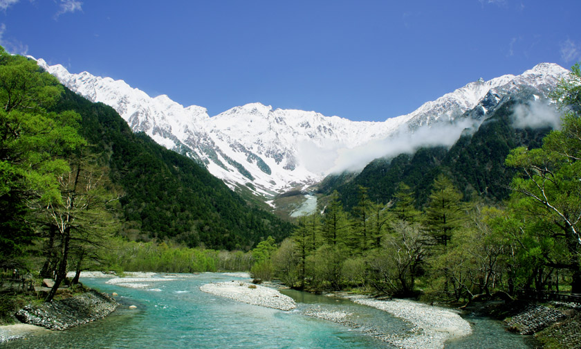 About the National Park – Japan Alps Kamikochi Official ...